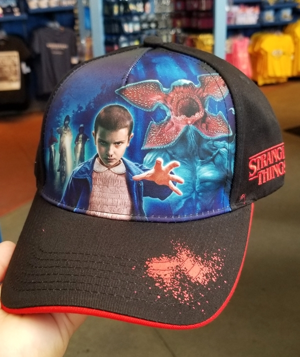Halloween Horror Nights Universal Studios Parks HHN 2018 Baseball Hat Stranger Things