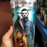 Halloween Horror Nights Universal Studios Parks HHN 2018 24oz Travel Tumbler Scare You