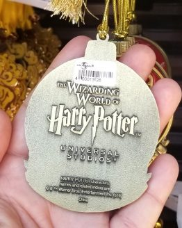 Wizarding World of Harry Potter Universal Studios Ornament Mascot Medallion Gryffindor