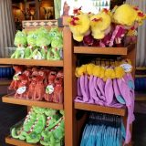 Dr Seuss The Grinch (2018) Universal Studios Parks Plush Tall Adult Grinch w/ Scarf