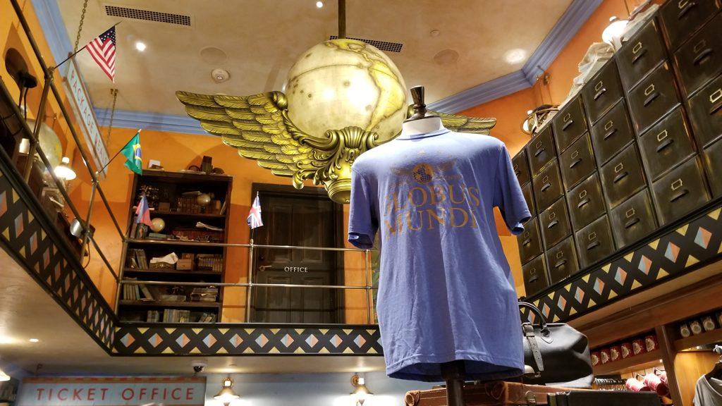 Globus Mundi Shop | Photo: @HedgehogsCorner