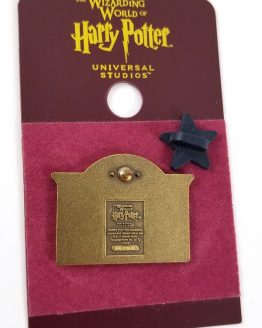Wizarding World of Harry Potter Universal Studios Parks Trading Pin - Globus Mundi
