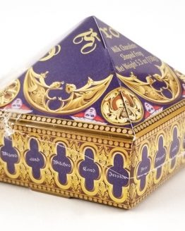 Wizarding World of Harry Potter Universal Studios Parks 1 Chocolate Frog (SEALED)