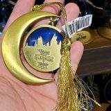 Wizarding World of Harry Potter Universal Studios Parks Holiday Ornament Hogwarts Castle Moon