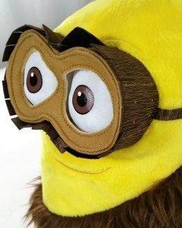 Despicable ME Minions Universal Studios Parks Plush Minion Caveman