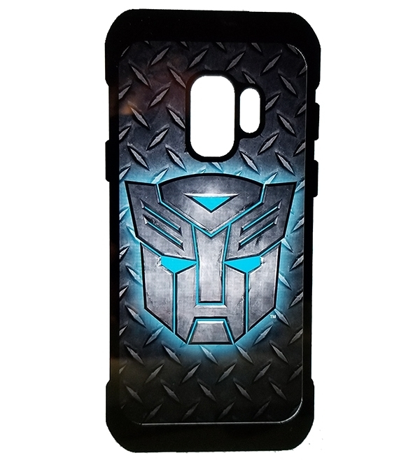 Transformers Universal Studios Parks Cell Phone Cover Samsung S9 Autobots Shield