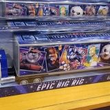 The 2019 Epic Adventures of Universal Studios Parks - 1:43 Scale Big Rig Truck Toy