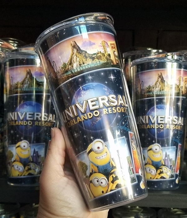 The 2019 Epic Adventures of Universal Studios Parks – FreeStyle Mug