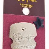 Wizarding World of Harry Potter Universal Studios Parks 2019 Trading Pin - Slytherin Green Shield