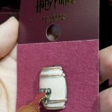Wizarding World of Harry Potter Universal Studios Parks Trading Pin - Butterbeer Keg Tap Handle