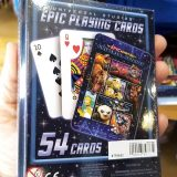 The 2019 Epic Adventures of Universal Studios Parks - Epic Playing Cards