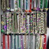 Assorted Mardi Gras Beads