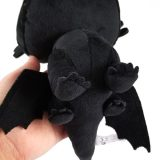 "How to Train Your Dragon Universal Studios Parks Plush 7"" Cute Toothless Dragon"