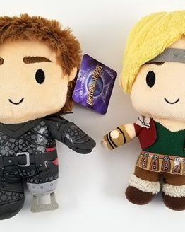 "How to Train Your Dragon Universal Studios Parks Plush 8"" Cute Hiccup & Astrid"