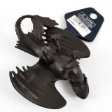 How to Train Your Dragon Universal Studios Parks Keychain PVC Toothless Figure
