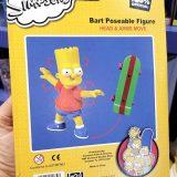 The Simpsons Universal Studios Parks Bart Simpson Poseable Figure Toy