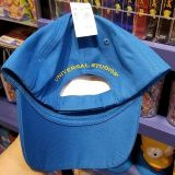 The Simpsons Universal Studios Parks Kids Youth Blue Baseball Hat - Bart Headshot