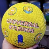 The Simpsons Universal Studios Parks Yellow Playground Ball Toy