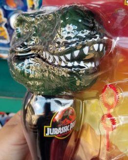 Jurassic Park Universal Studios Parks Tyrannosaurus Rex Bubble Wand