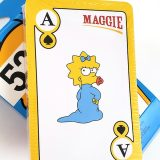 The Simpsons Universal Studios Parks Characters 52 Playing Cards