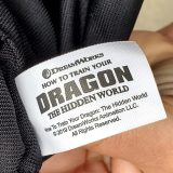 How to Train Your Dragon Universal Studios Parks Plush Toothless Dragon Hat