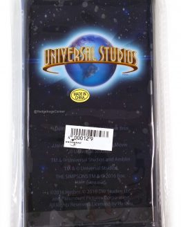 Universal Studios Parks - Film Strip Collage Collectible Pressed Penny Smashed Coin Souvenir Album Holder