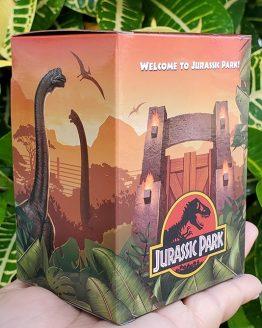 Universal Studios Parks Vinyl Uni-Minis Figure - Jurassic Park John Hammond