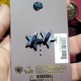 Wizarding World of Harry Potter Universal Studios Parks Trading Pin - Hufflepuff Badger Ribbon Badge