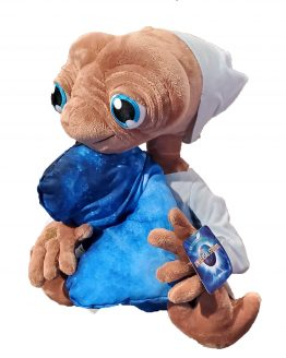 E.T. the Extra Terrestrial Universal Studios Parks Plush with Pillow and Nightgown