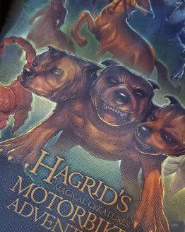 Hagrid's Magical Creatures Motorbike Adventure Universal Studios Parks Drawstring Bag