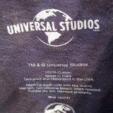 Jurassic World Universal Studios Parks Adult Shirt - Isla Nublar Blue Island Map