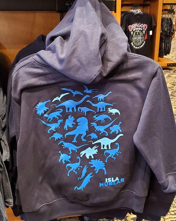 Jurassic World Boys Hooded Sweatshirt