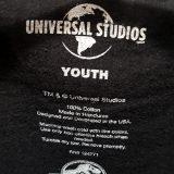 Jurassic World Universal Studios Parks Youth Kids Shirt - JW The Ride Attraction Art