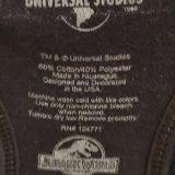 Jurassic World Universal Studios Parks Ladies Shirt - Isla Nublar Blue Tank Top