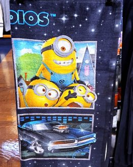 Universal Studios Parks 30x60 Cotton Beach Towel 2019 Epic Universal Characters