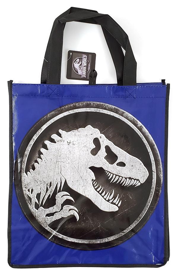 Universal Studios Parks – Reuseable Shopping Tote Bag – Jurassic World Logo