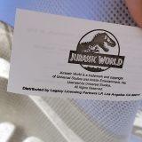 Universal Studios Parks - Reuseable Shopping Tote Bag - Jurassic World Logo