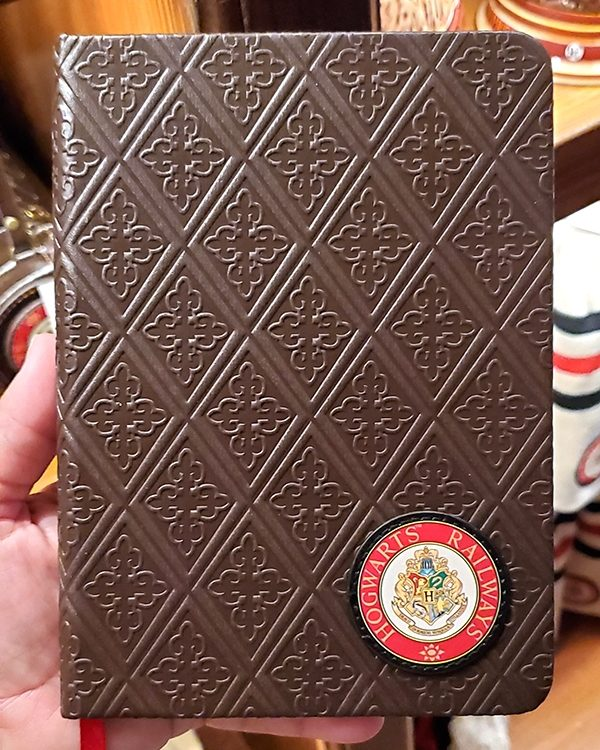 Wizarding World of Harry Potter Universal Studios Parks Hogwarts Railways Notebook Journal