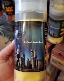 Wizarding World of Harry Potter Universal Studios Parks Hufflepuff Cooling Towel