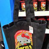 Hello Kitty Sanrio Universal Studios Parks Halloween Dracula Treat Tote Bag