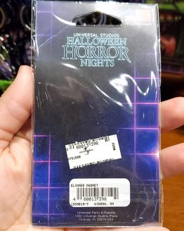 Halloween Horror Nights Universal Studios Parks HHN 2019 Ghostbusters Slimer Magnet