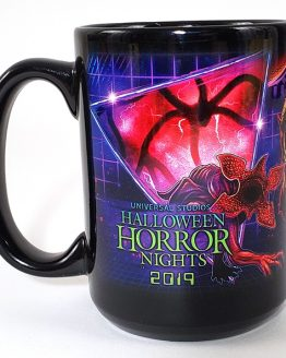 Halloween Horror Nights Universal Studios Parks HHN 2019 Event Mug 15oz