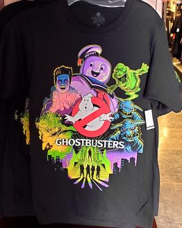 Halloween Horror Nights Universal Studios Parks HHN 2019 Ghostbusters Adult Shirt