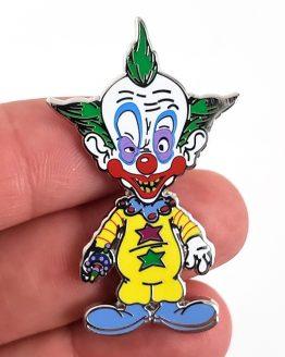 Halloween Horror Nights Universal Studios Parks HHN 2019 Killer Klowns Shorty Trading Pin
