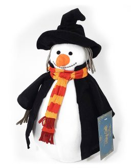 Wizarding World of Harry Potter Universal Studios Parks Hogsmeade Snowman Plush