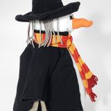 Wizarding World of Harry Potter Universal Studios Parks Hogsmeade Snowman Plush
