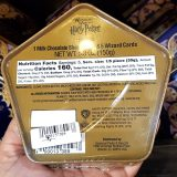 Wizarding World of Harry Potter Universal Studios Parks Chocolate Frog Tin Box with 5 Hogwarts Founders Cards