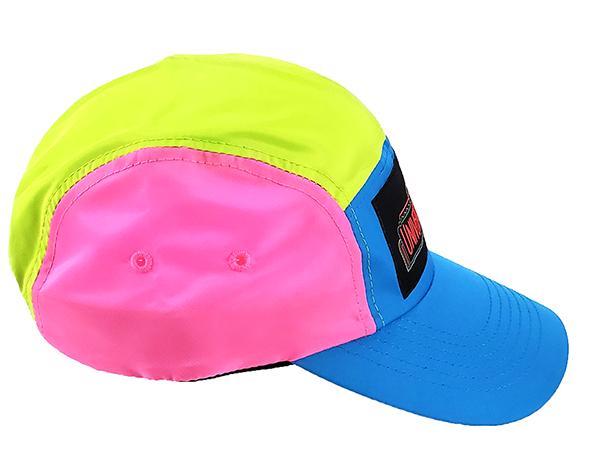 Universal Studios Parks Neon Logo Retro Baseball Hat