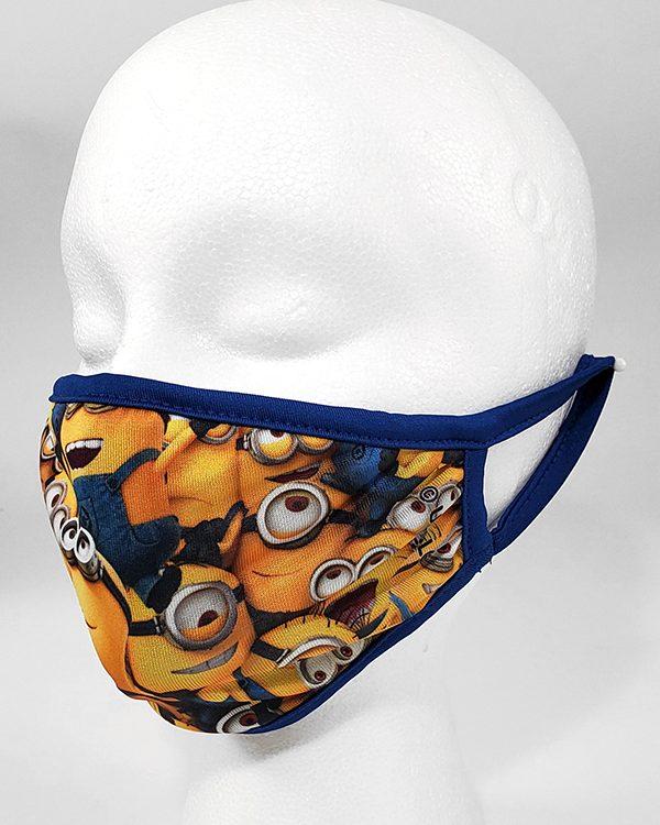 Universal Studios Parks Face Mask - Despicable ME Assemble the Minions