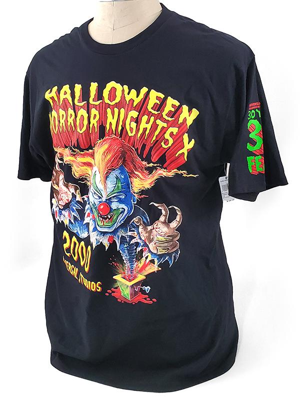 Halloween 2000 - 2020 Universal Studios Halloween Horror Nights 30 Fears – Retro X 2000